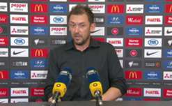 Western Sydney Rd16 press conference