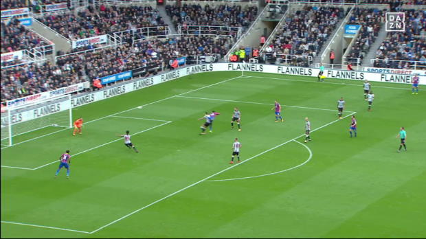 Newcastle - Crystal Palace