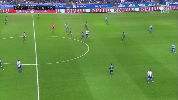 Deportivo La Coruna - Real Sociedad