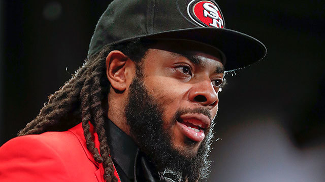 Cornerback Richard Sherman on Seattle Seahawks-San Francisco 49ers rivalry: 'It will be renewed, I'm sure'