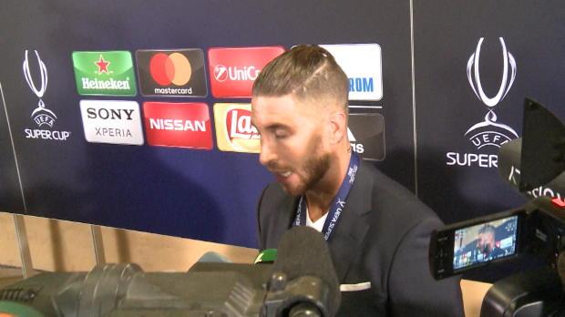 """Supercup: Ramos: """"Ein starkes Spiel gemacht"""""""