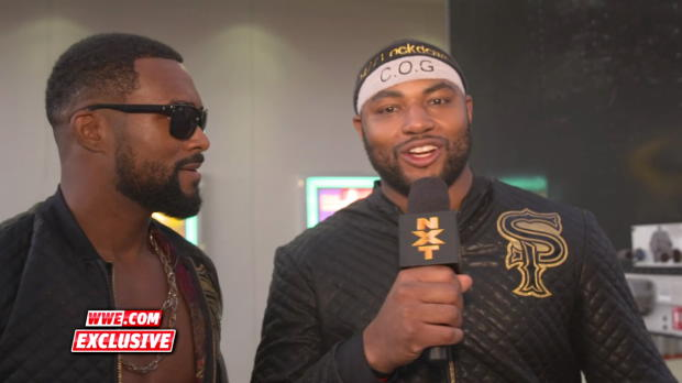 Street Profits spread knowledge to the NXT Universe: WWE.com Exclusive, Dec. 13, 2017