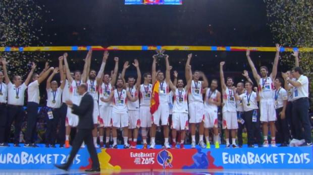 EM 2015: Spanien holt den Titel, Gasol MVP