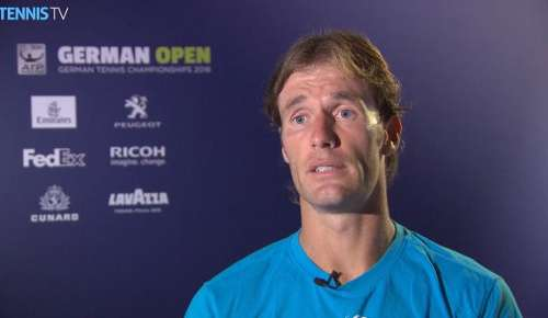 Gimeno-Traver Interview: ATP Hamburg 1R