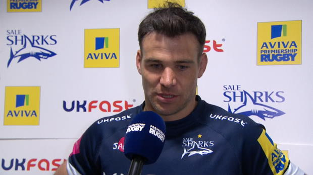 Aviva Premiership - Mike Phillips speaks after his final game of rugby