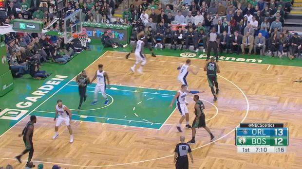 GAME RECAP: Celtics 118, Magic 103