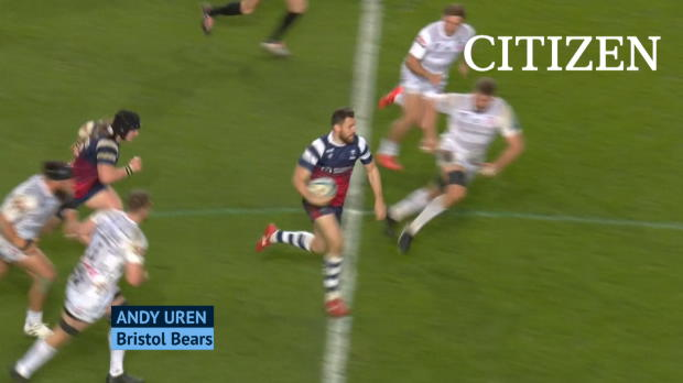 Aviva Premiership : Aviva Premiership - Citizen Try of the Week - Round 15