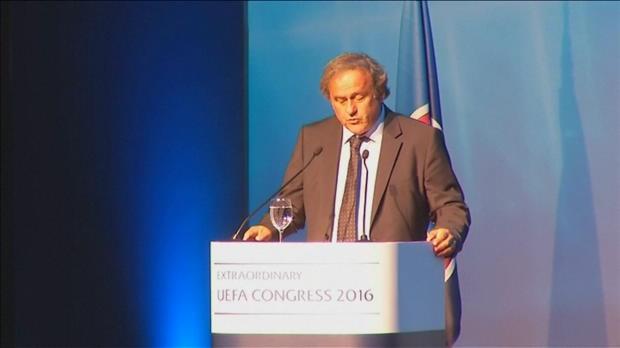 """UEFA: Platini: """"Habe ein reines Gewissen"""""""