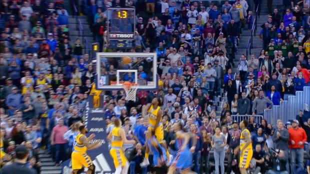 Block of the Night: Kenneth Faried