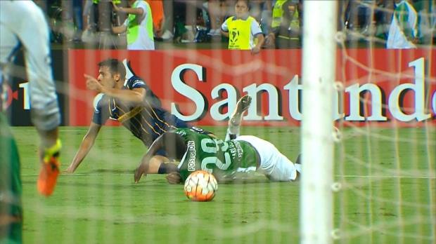 Copa Libertadores: Vier Mal Rot in elf Minuten