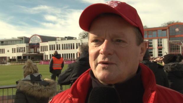 Bayern-Fans einig: Holen die Meisterschaft!