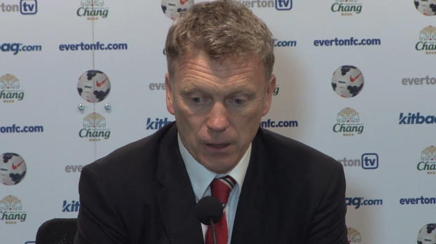 P.League - 35�me journ�e, Man United, Moyes : 'Nous ne m�ritions pas cela'
