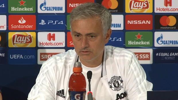 Mourinho über Paul Pogba und Debütant Dalot