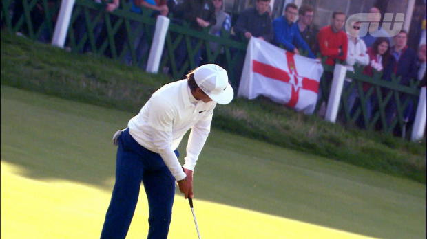 Thorbjorn Olesen on his 2015 Alfred Dunhill Links Championship victory