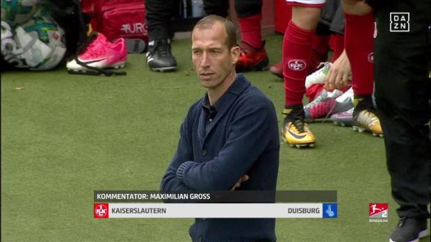 1. FC Kaiserslautern - MSV Duisburg