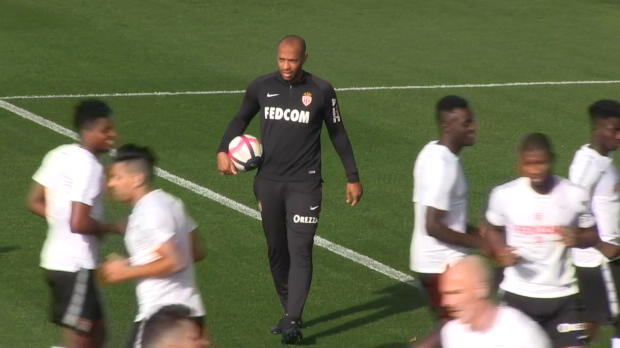 Monaco - Giuly - 'La priorité pour Henry ? Redonner confiance au groupe'