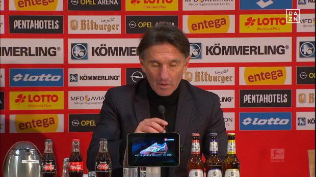 """Labbadia nach Debüt-Remis: """"Sehr spannend"""""""