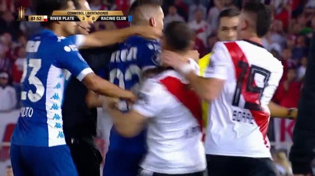 Copa Libertadores: Prügelei im Achtelfinale