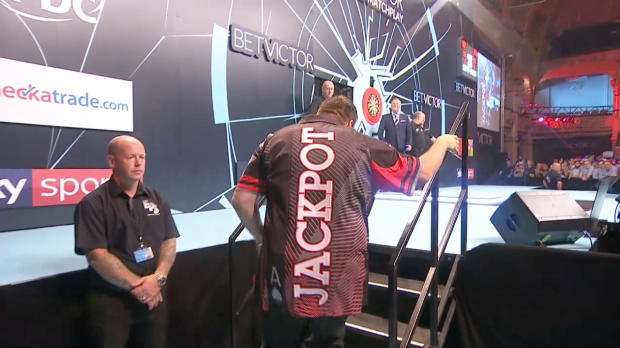 Darts World Matchplay - Tag 1