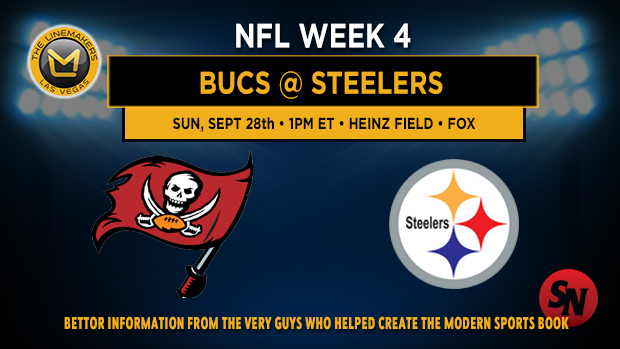 Tampa Bay Buccaneers @ Pittsburgh Steelers