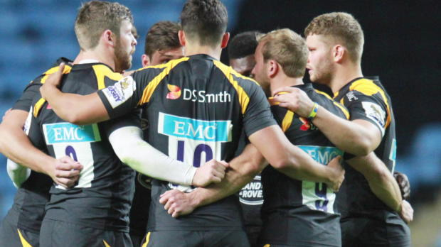 Aviva Premiership - Wasps captain Guy Thompson elated after Singha Premiership Rugby 7s triumph