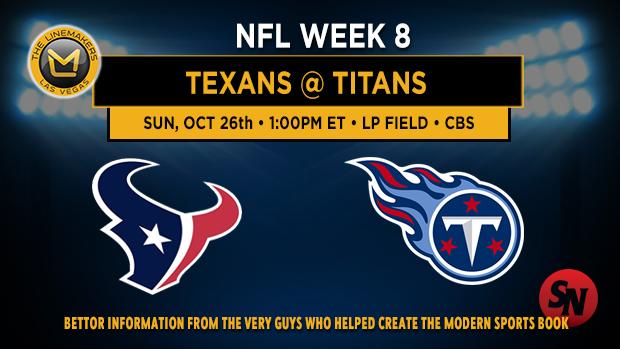 Houston Texans @ Tennessee Titans