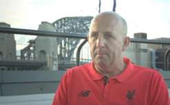 Liverpool Legend Gary McAllister is overwhelmed by the support the Reds have in Australia.