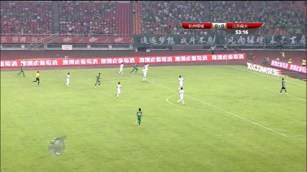 Découvrez les cinq plus beaux buts inscrits lors de la 23e journée du championnat chinois.