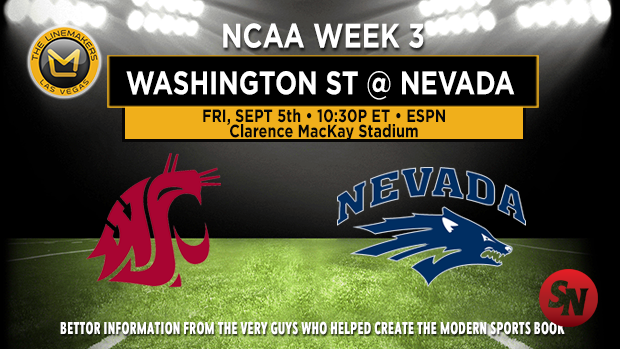 Washington State at Nevada