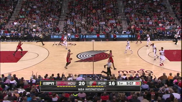 WSC: Damian Lillard goes for 31 points in win over the Rockets