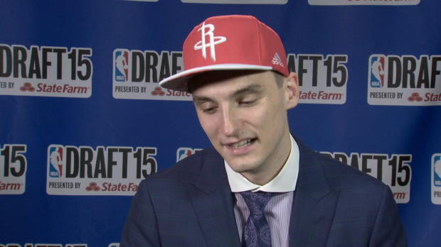 Sam Dekker Draft Night Interview