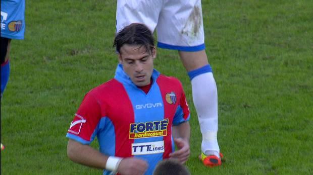 Catania 2-2 Brescia, Giornata 19 Serie B 2014/15