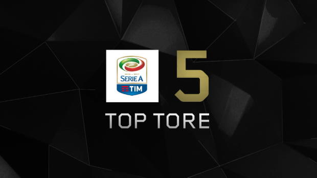 Top 5: Badelj düpiert Buffon, Hamsik mit Volley