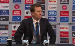 Brisbane Roar coach Mike Mulvey says draw against Wanderers was a serious test of the championship aspirations.