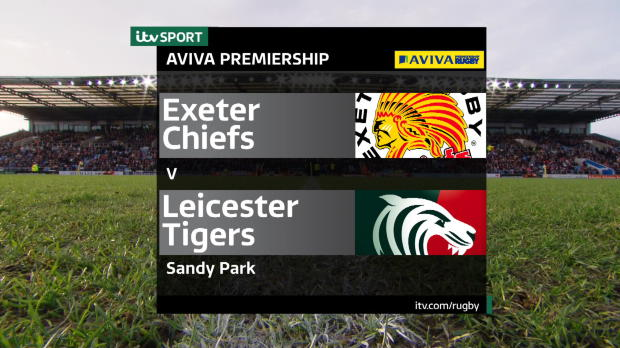 Aviva Premiership - Match Highlights - Exeter Chiefs v Leicester Tigers