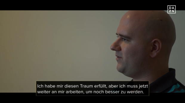 Weltmeister Rob Cross im Interview