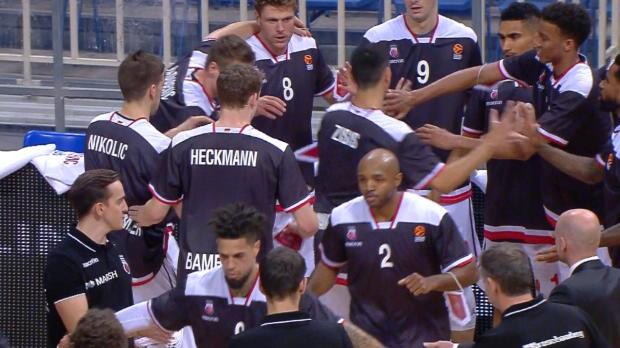 Euroleague: Bamberg auch in Athen unterlegen