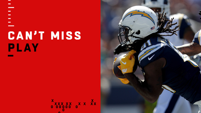 Can't-Miss Play: Mike Williams hauls in TD with Marcus Peters all over him