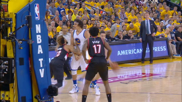 Klay Thompson, Damian Lillard Duel in Game 2