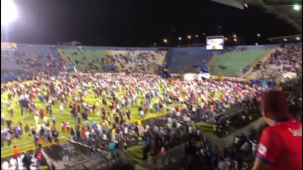 Honduras - Trois morts et dix blessés dans des émeutes à Tegucigalpa