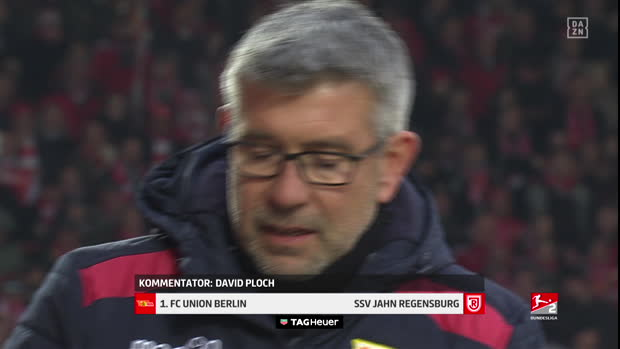 2. Bundesliga: 1. FC Union Berlin - SSV Jahn Regensburg | DAZN Highlights
