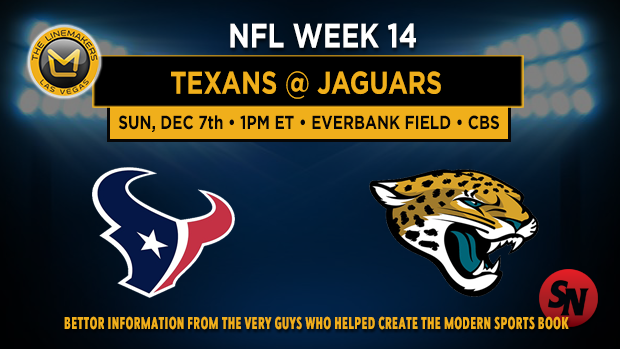 Houston Texans @ Jacksonville Jaguars