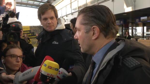 """Zorc vor Real: """"Müssen unsere Chancen nutzen"""""""