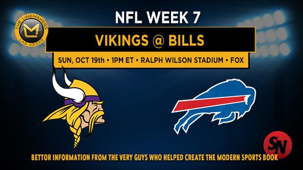 Minnesota Vikings @ Buffalo Bills