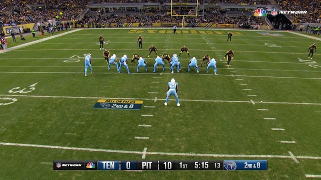 Best SkyCam views from Titans-Steelers on TNF