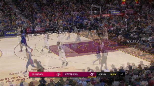 WSC: Blake Griffin (23 points) Game Highlights vs. Cleveland Cavaliers