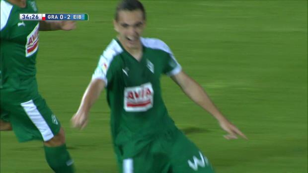 La Liga Round 1: Granada 1-3 Eibar
