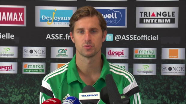 ASSE - Clerc : 'Un match de Coupe d'Europe'