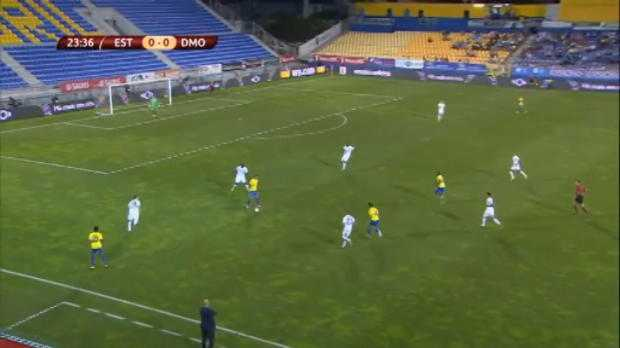 L.Europa : Estoril 1-2 Dinamo Moscou