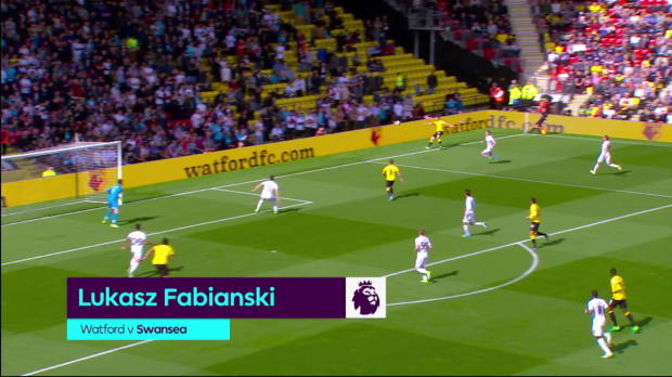 Premier League. Top Saves of the Week - 33. Spieltag